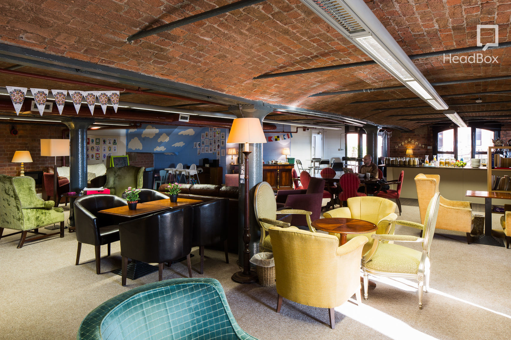 The Sitting Room, Ziferblat Liverpool