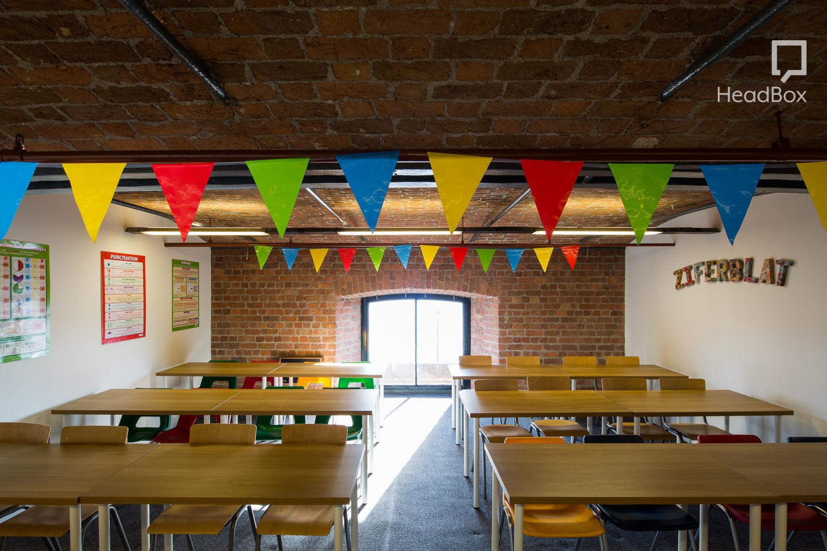 The Classroom, Ziferblat Liverpool