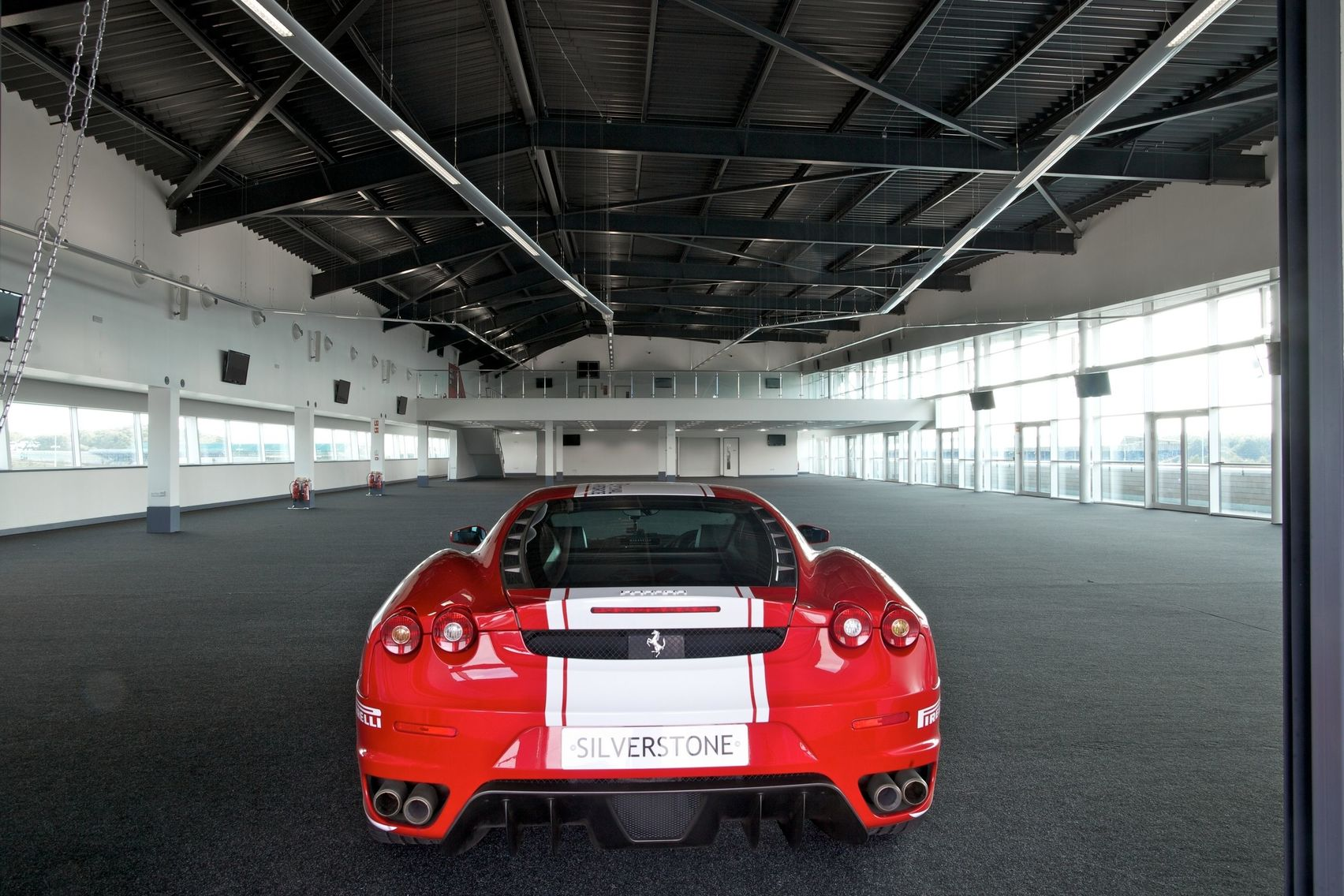 Hall 1, Silverstone Wing
