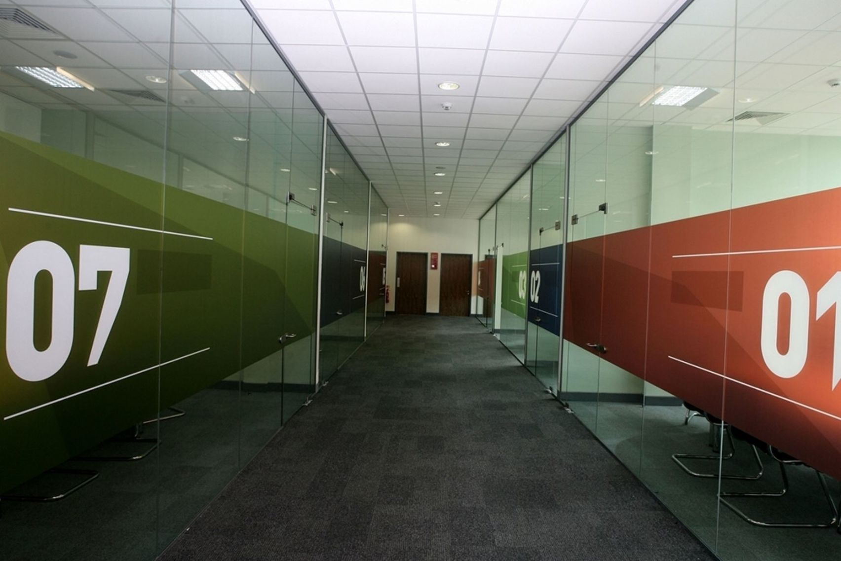 Business Centre Rooms x 7, Silverstone Wing