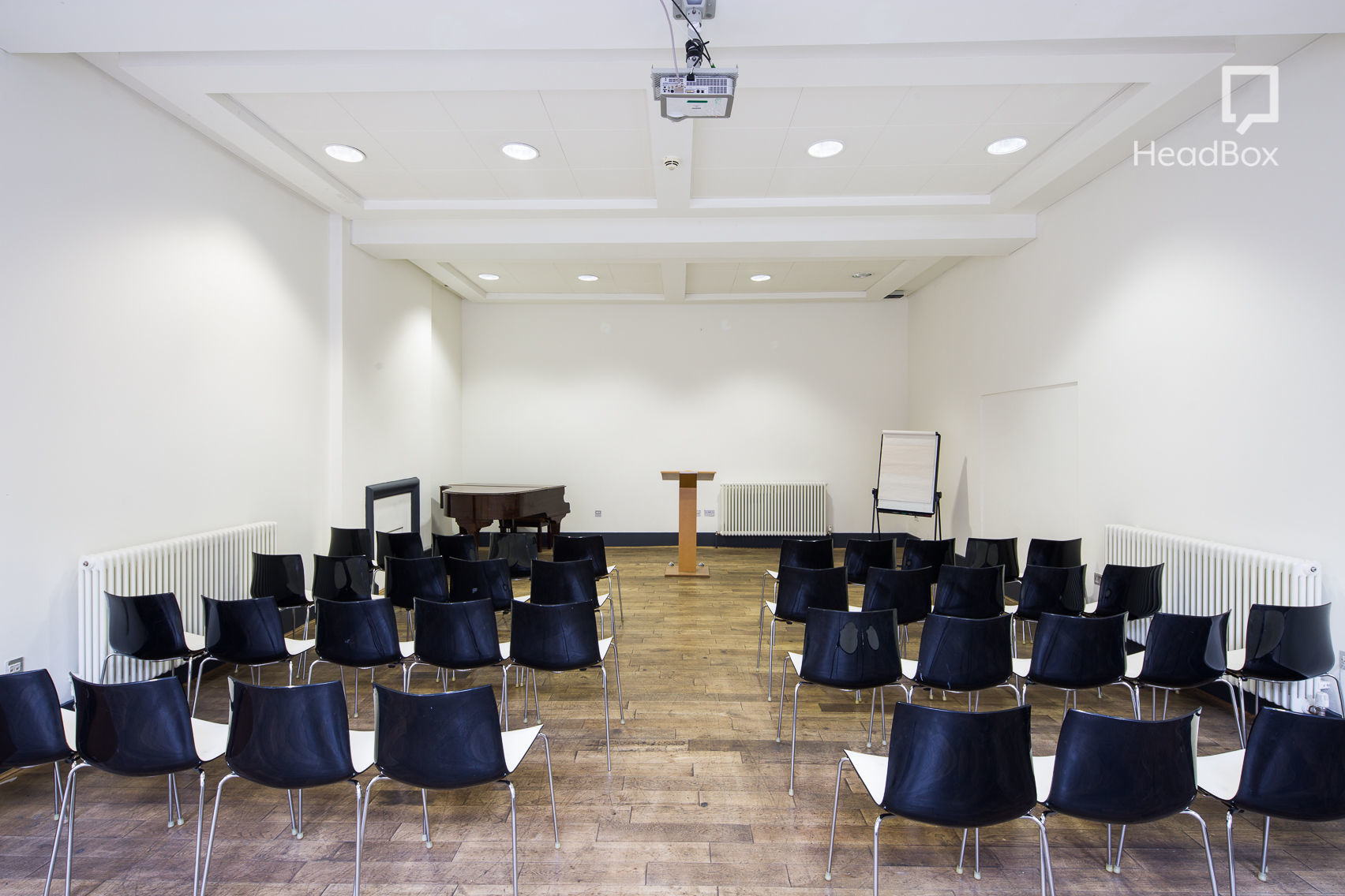 Sandon Room, Bluecoat