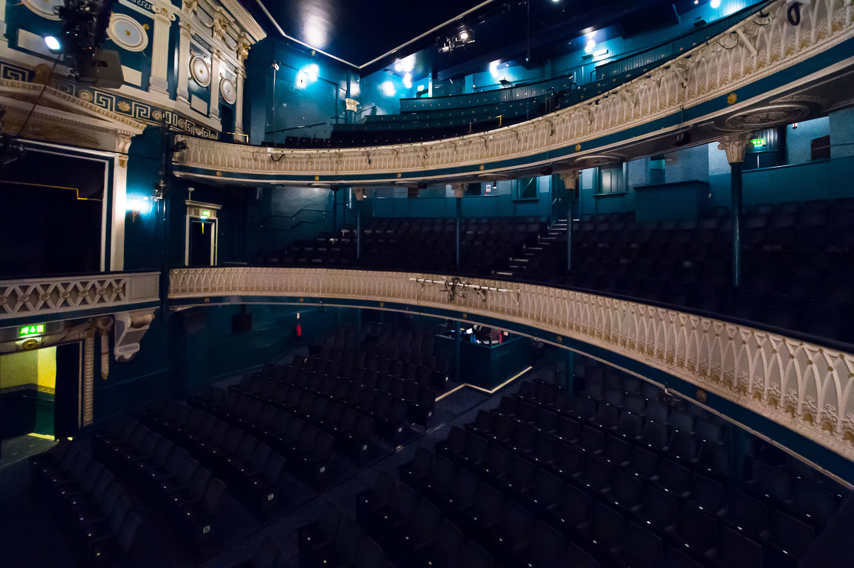 Auditorium, Playhouse Theatre