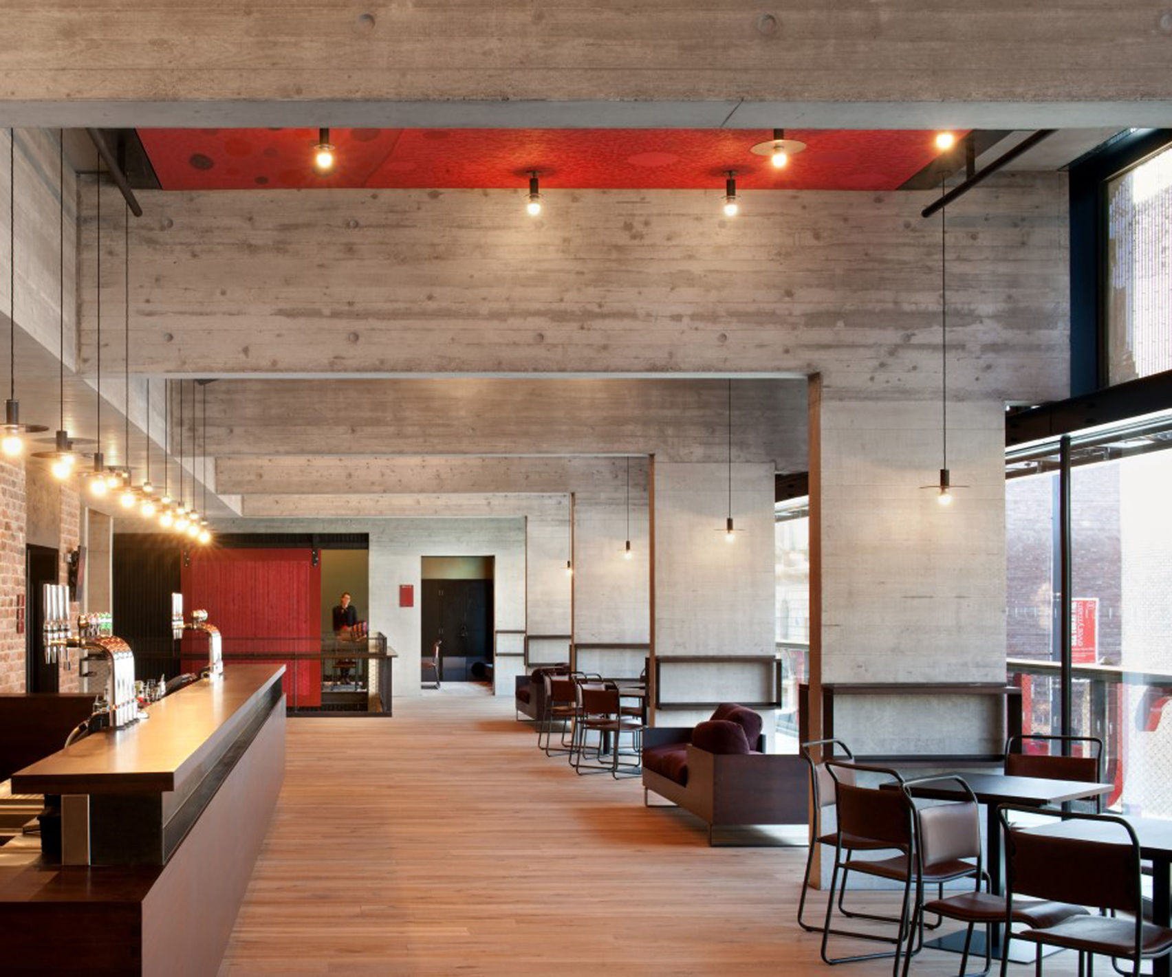 Theatre Bar, Everyman Theatre