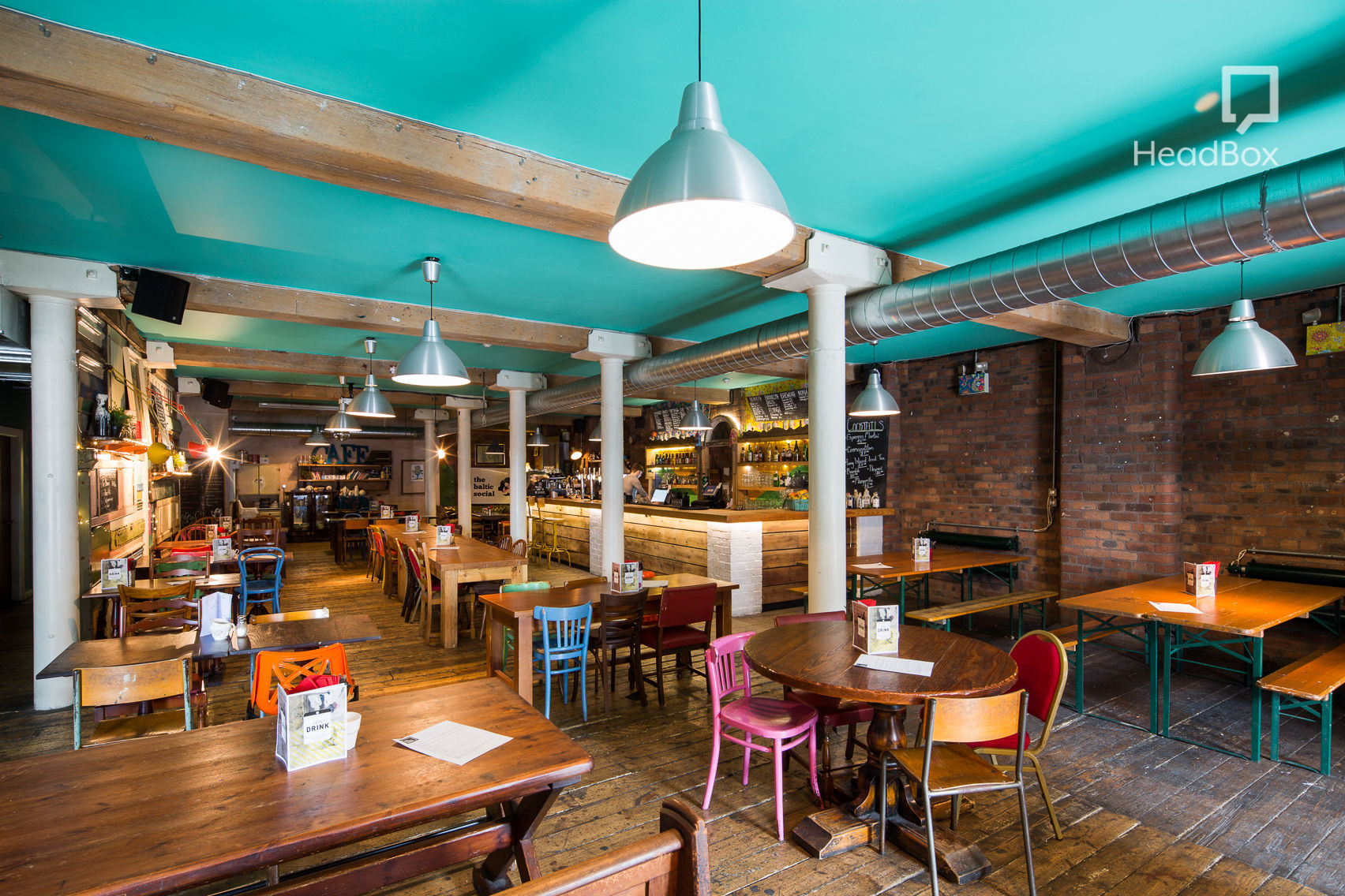Exclusive Venue Hire, The Baltic Social