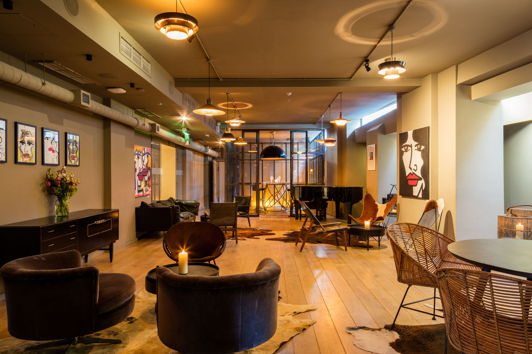 Piano Lounge , Clerkenwell London