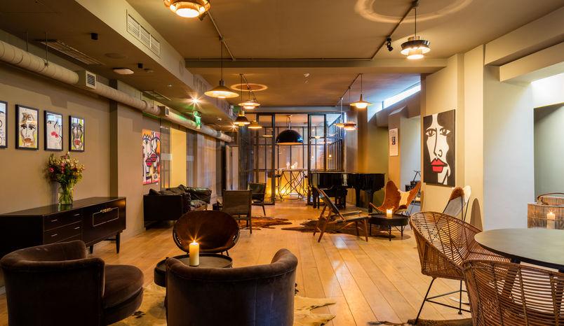 Piano Lounge , Clerkenwell London