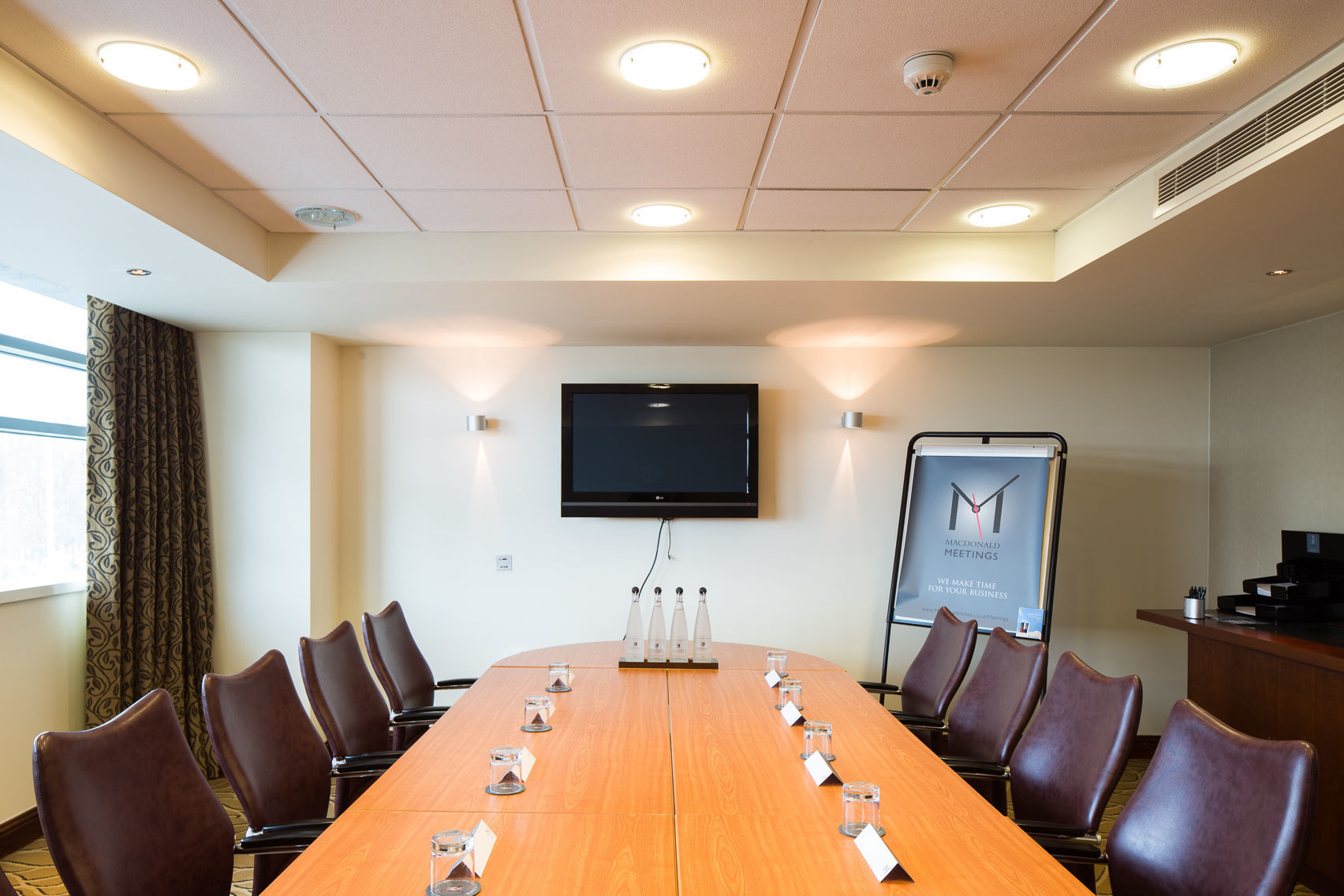 Smaller Meeting Room, MACDONALD MANCHESTER HOTEL & SPA