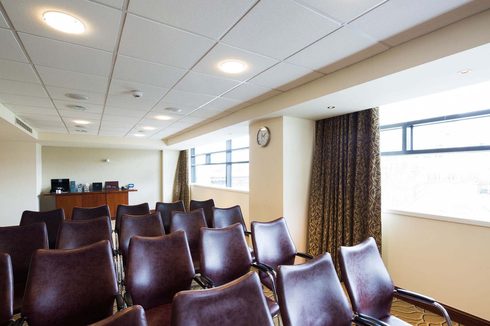 Large Meeting Rooms, MACDONALD MANCHESTER HOTEL & SPA