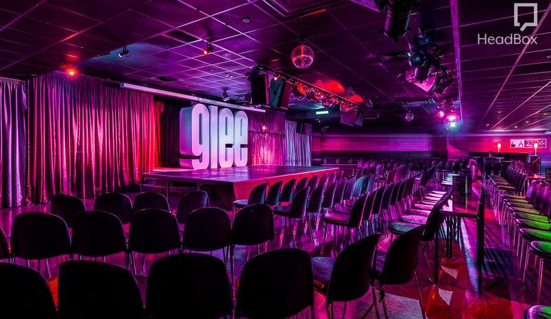 Main Room Birmingham , The Glee Club