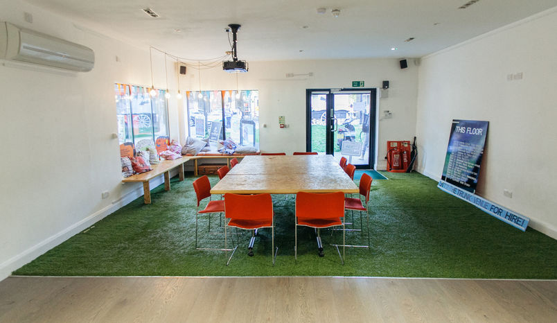 Rooms: Find Brilliant Brainstorming Spaces To Hire In London