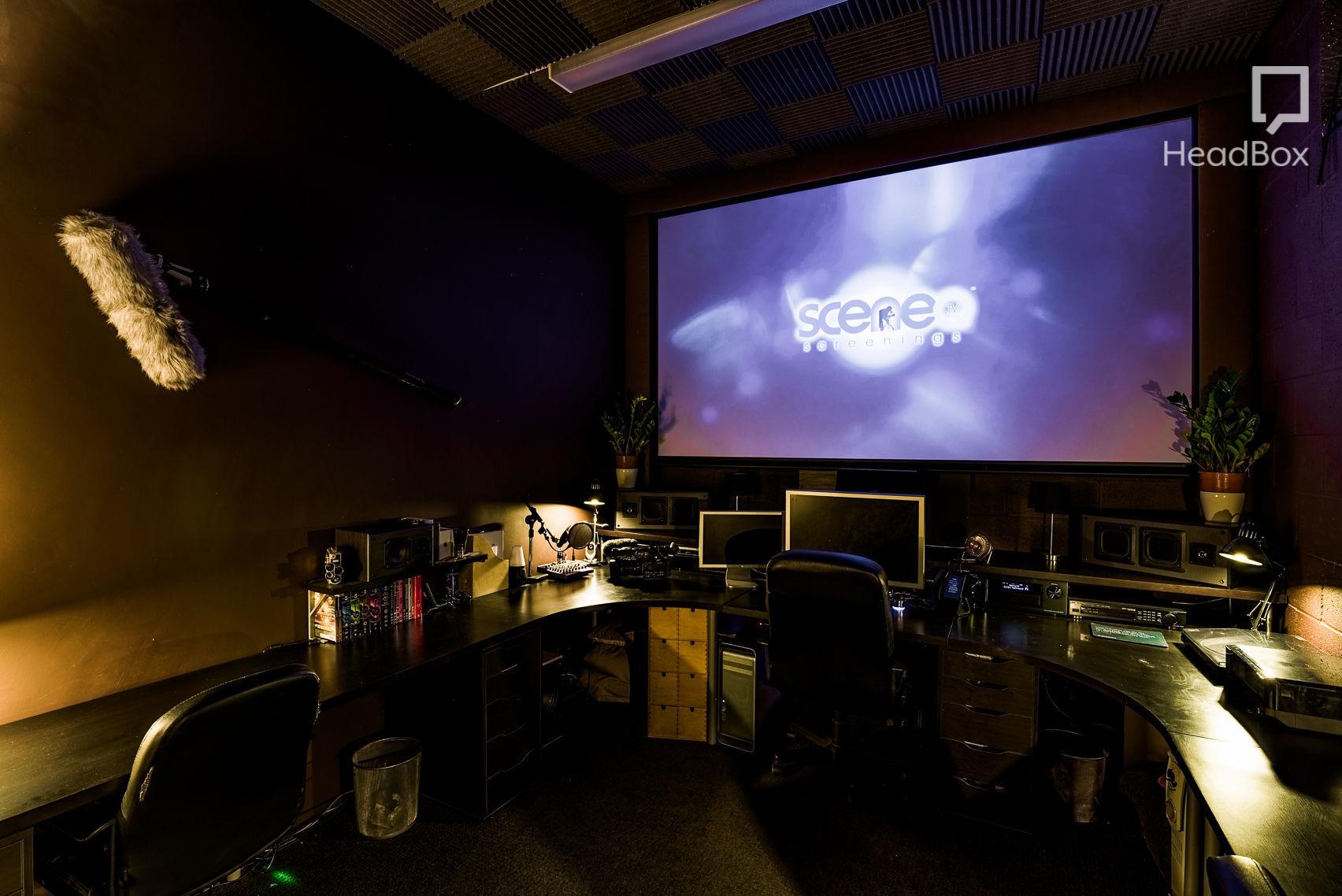Screening Room, SceneQ Screenings