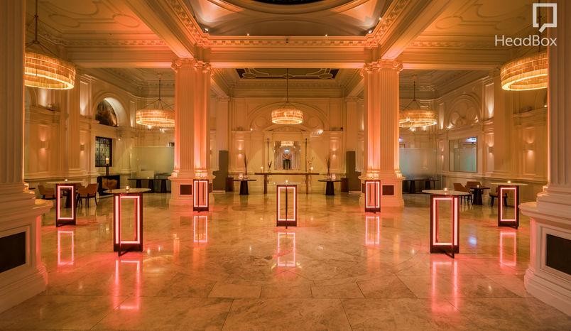 1901 Ballroom, Andaz Hotel