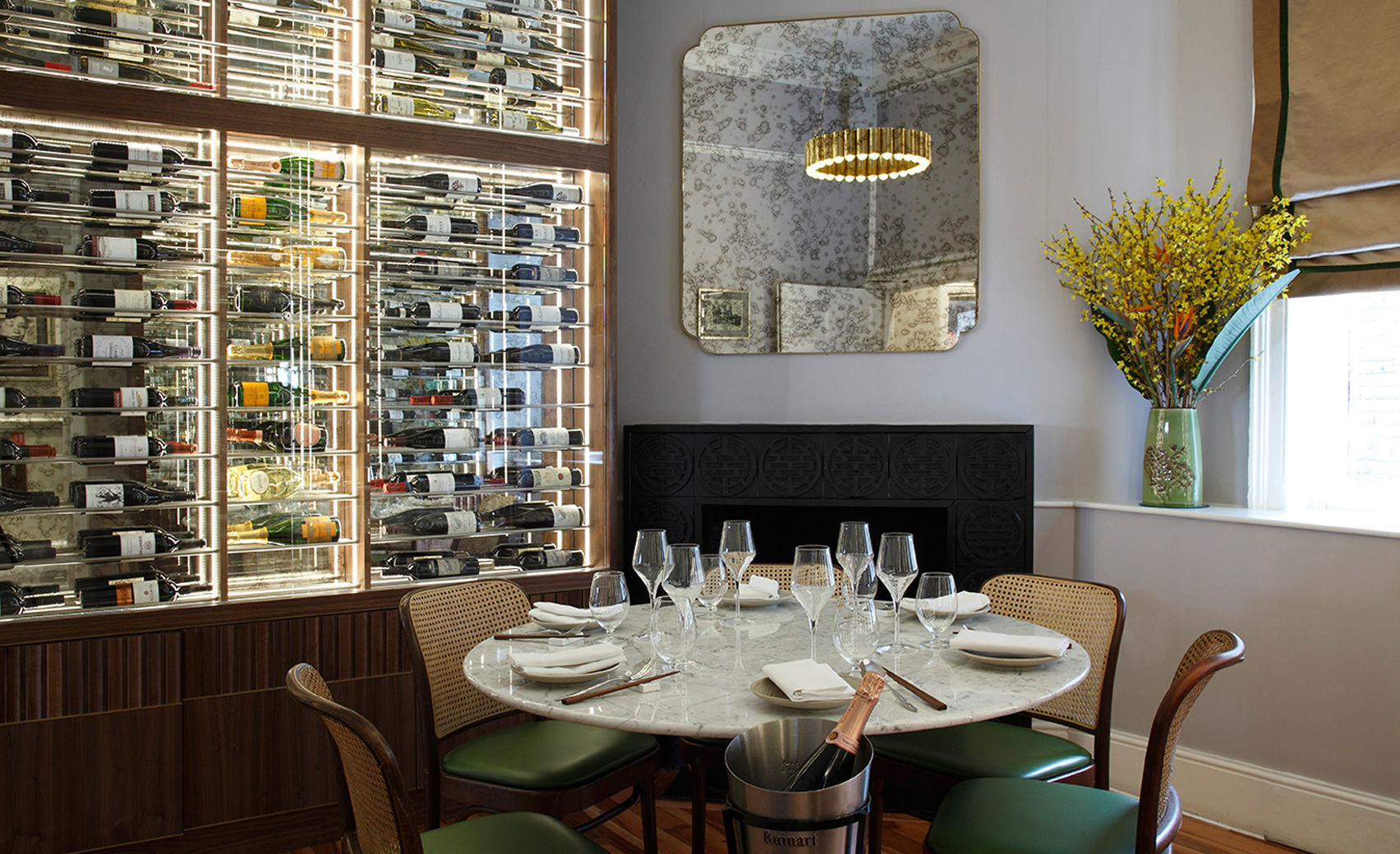 The Wine Room, The House of Ho