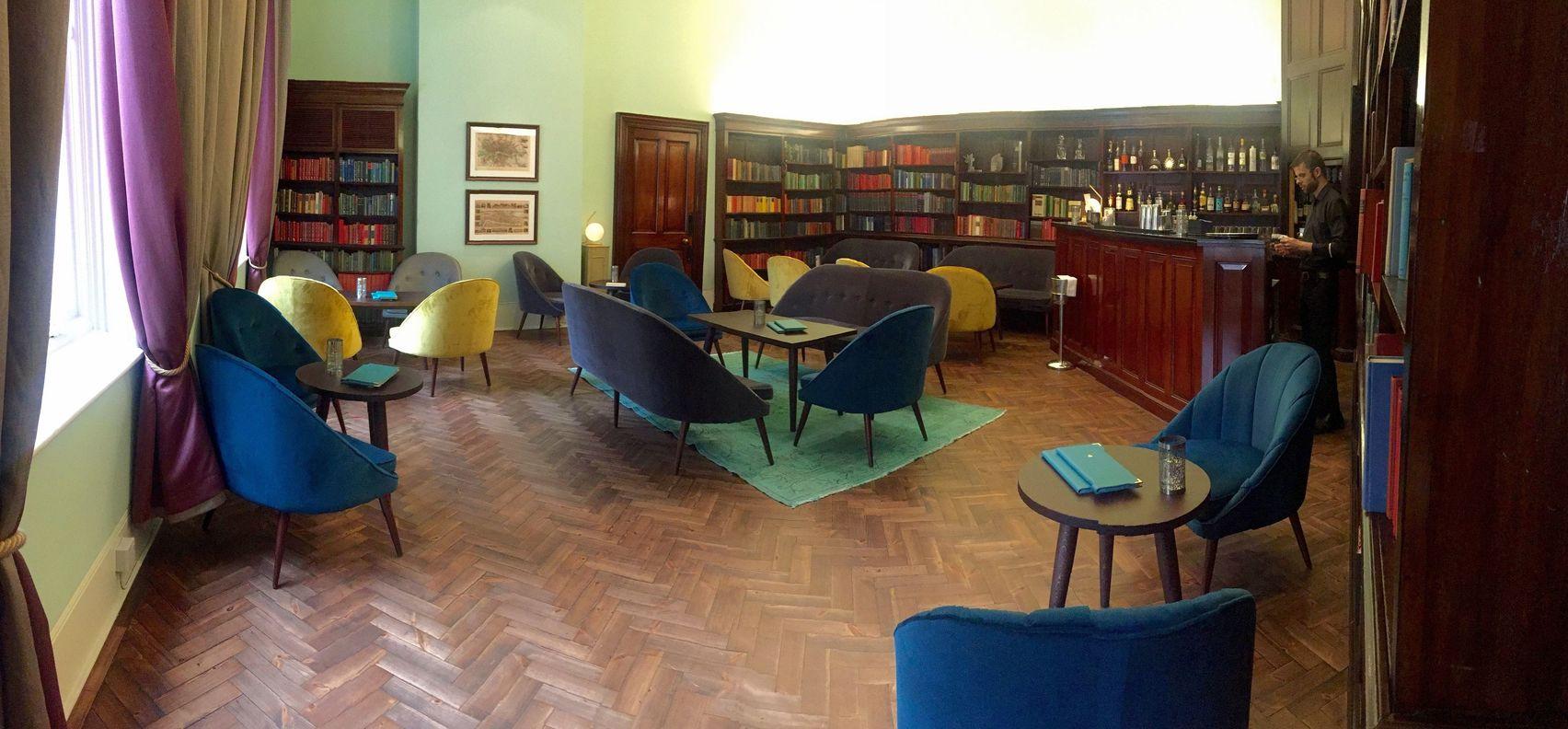 Library Bar, Cinnamon Club