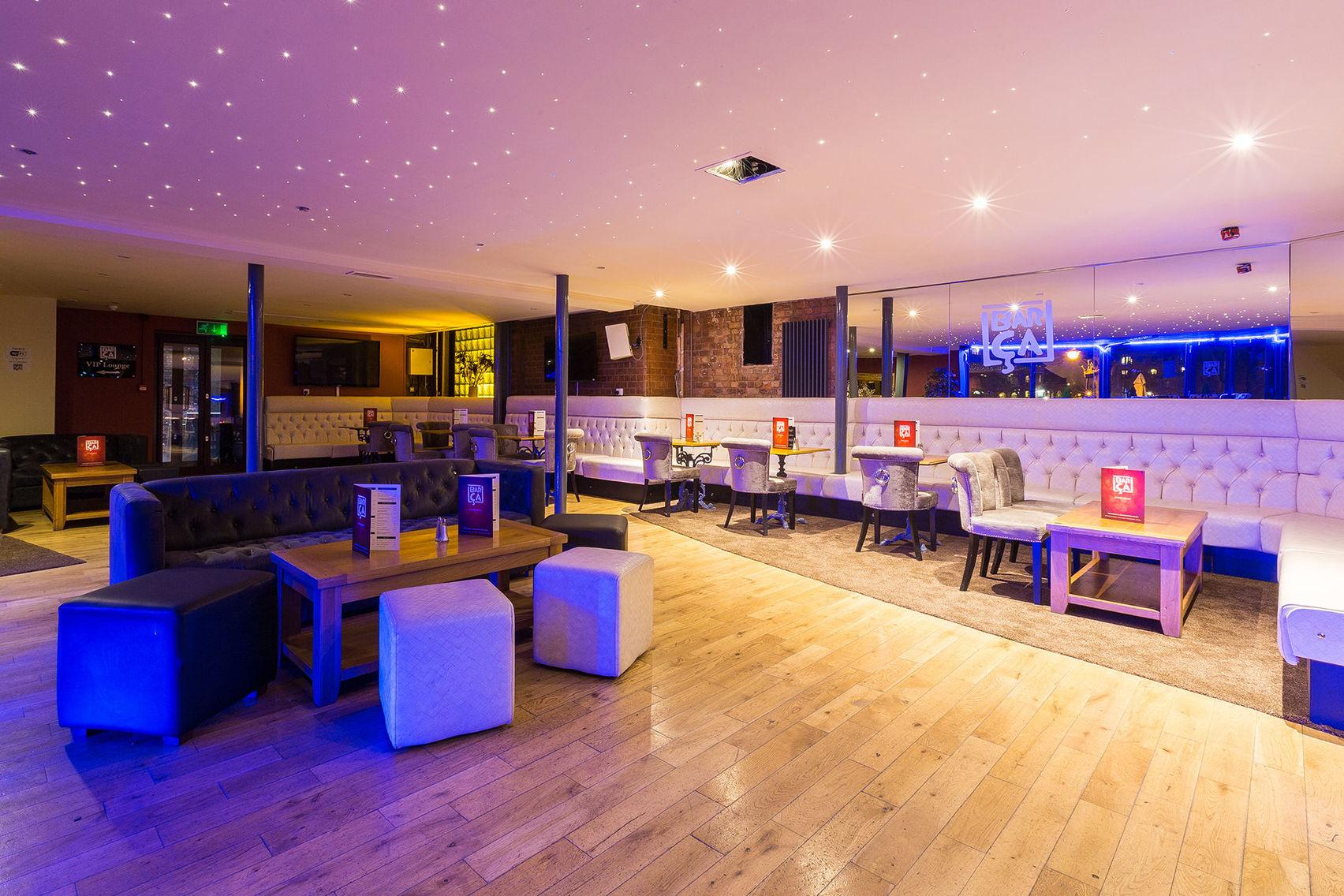 Main Bar, Barca Manchester