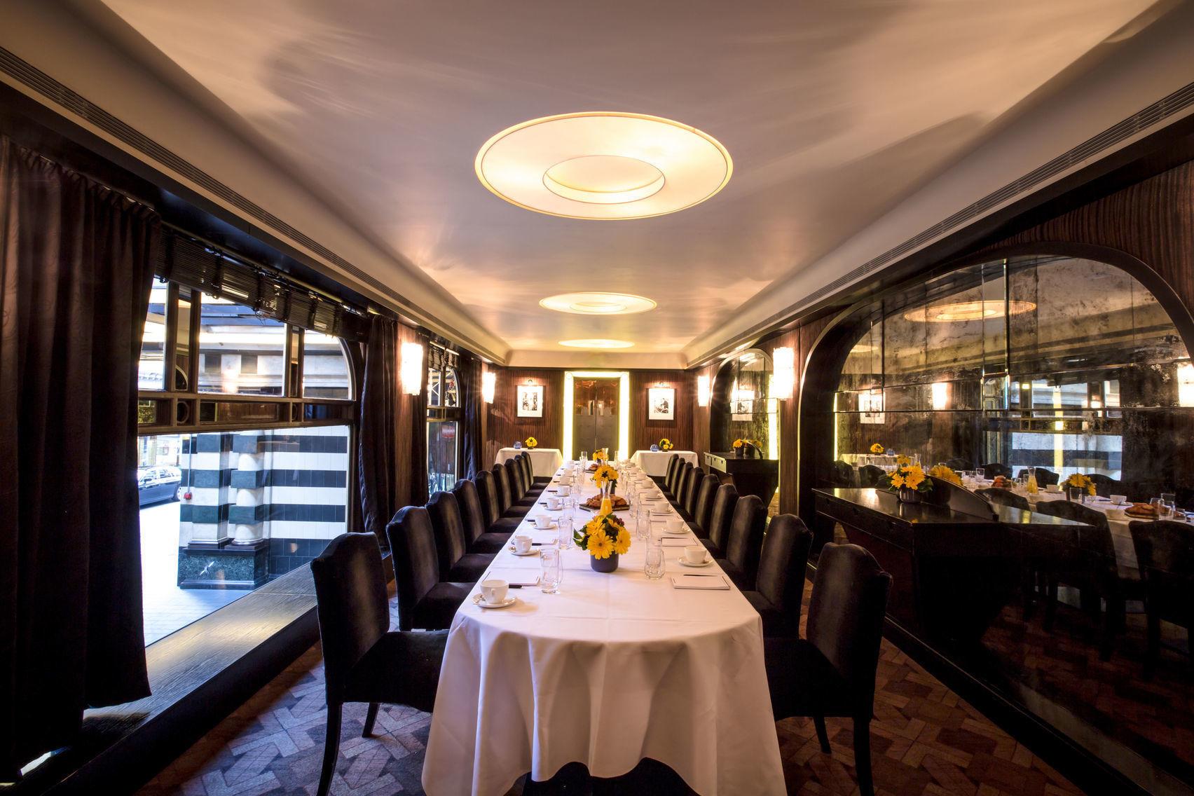 D'oyle Carte Room, Savoy Grill
