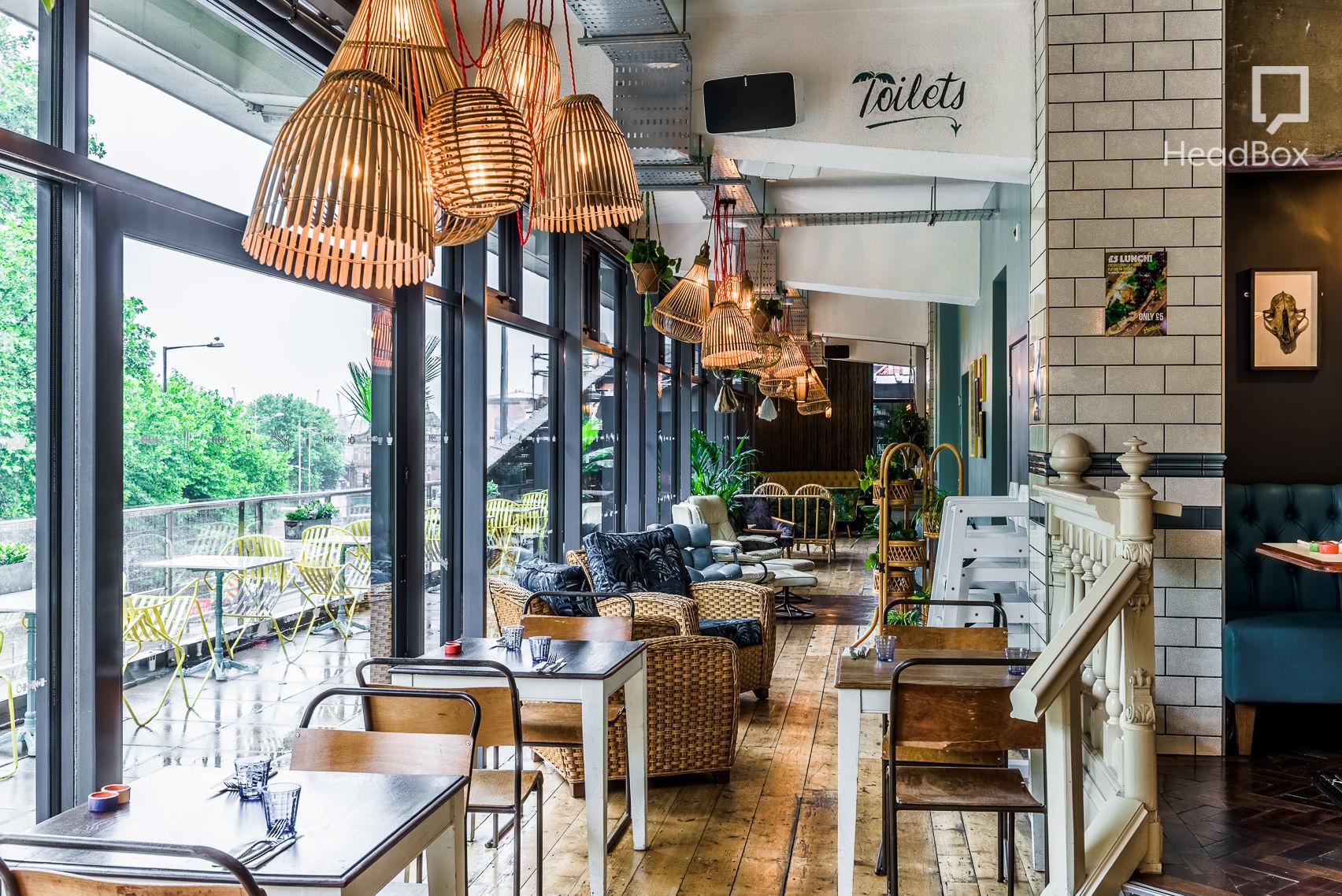 Exclusive Restaurant Hire, Bambalan