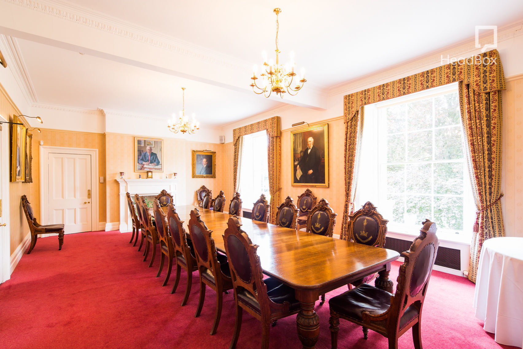 The Committee Room, Merchants' Hall