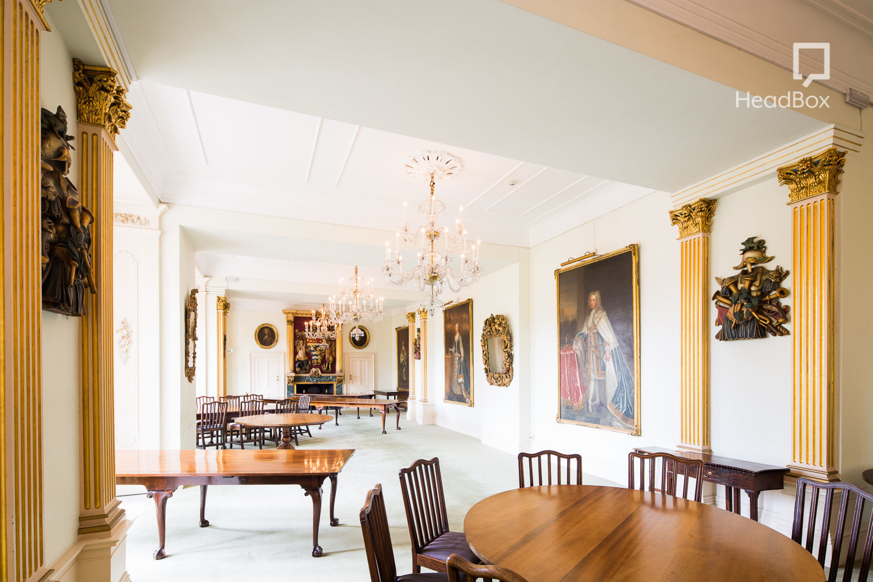 The Dining Room, Merchants' Hall