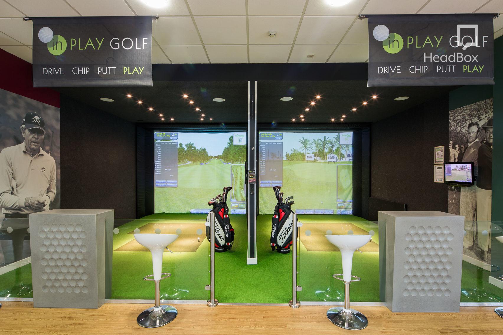 Exclusive Vene Hire, inPlay Golf