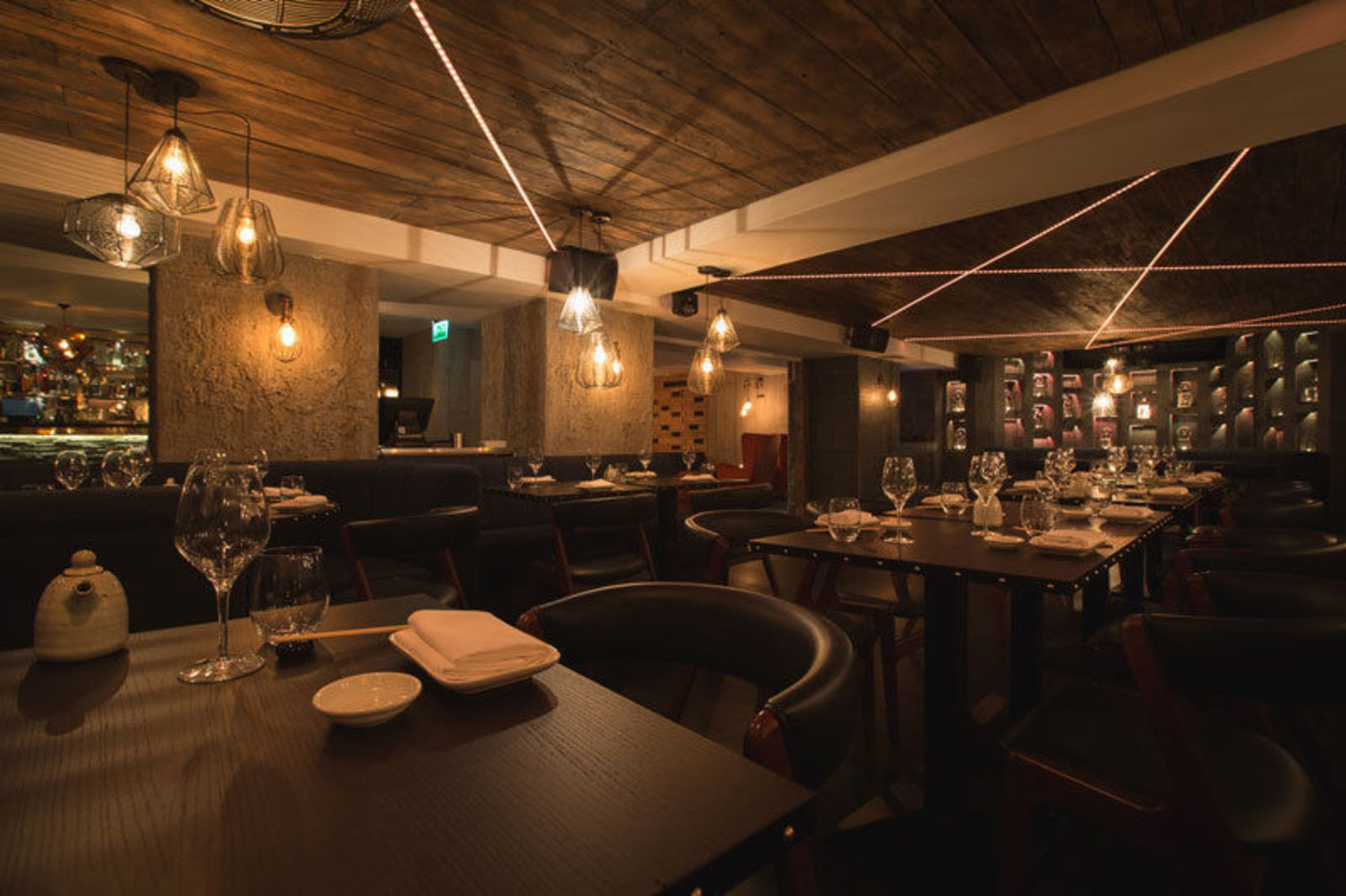 Private Dining Room, Ramusake