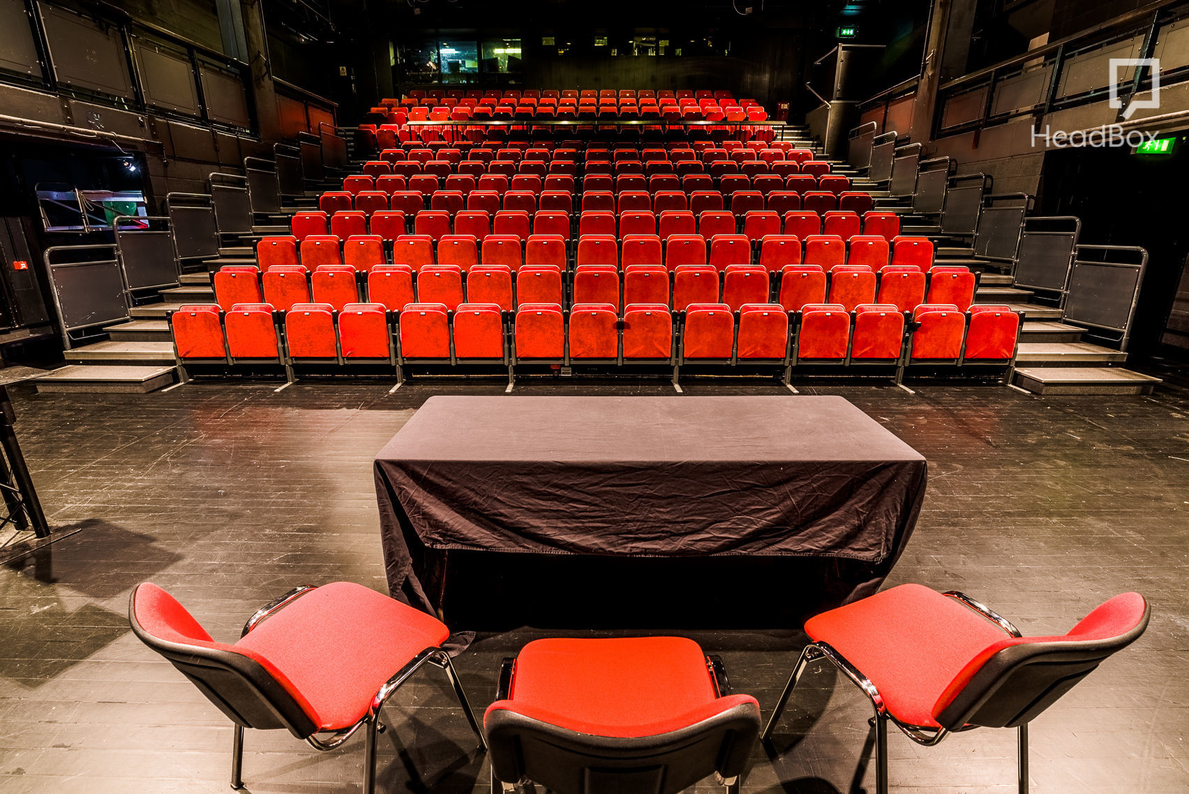 Auditorium, Arnolfini