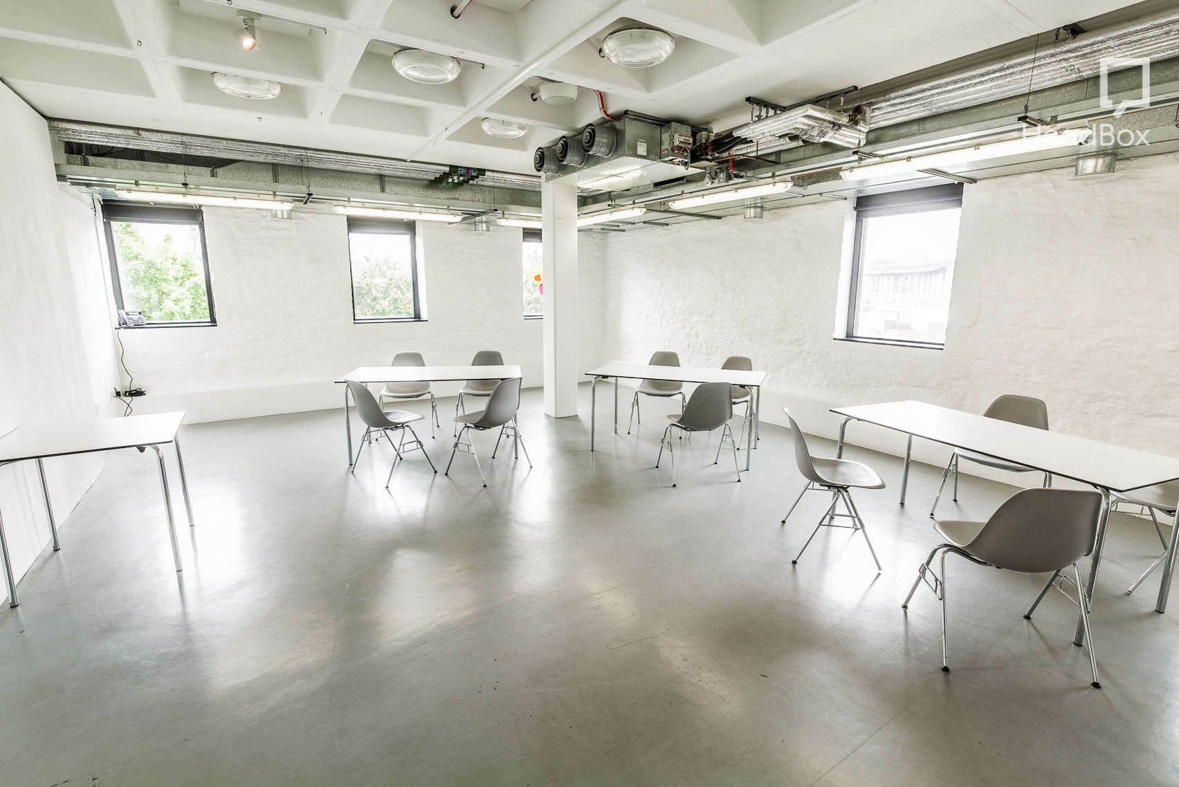 Light Studio, Arnolfini