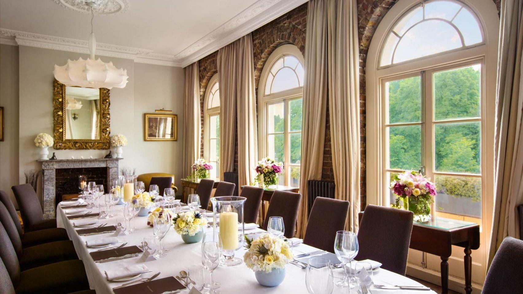 Regency Room, York & Albany