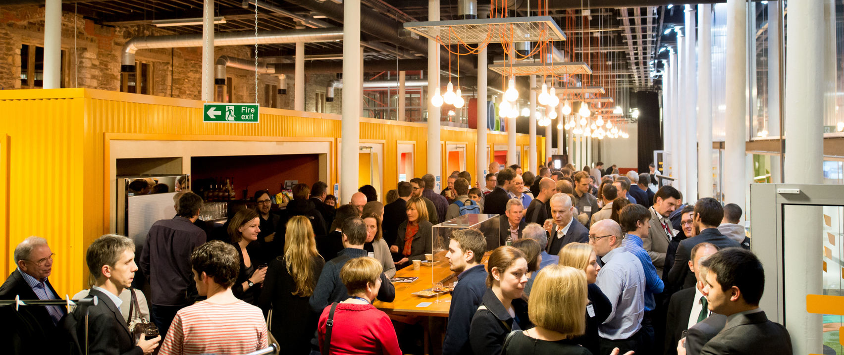 The Lounge, Engine Shed