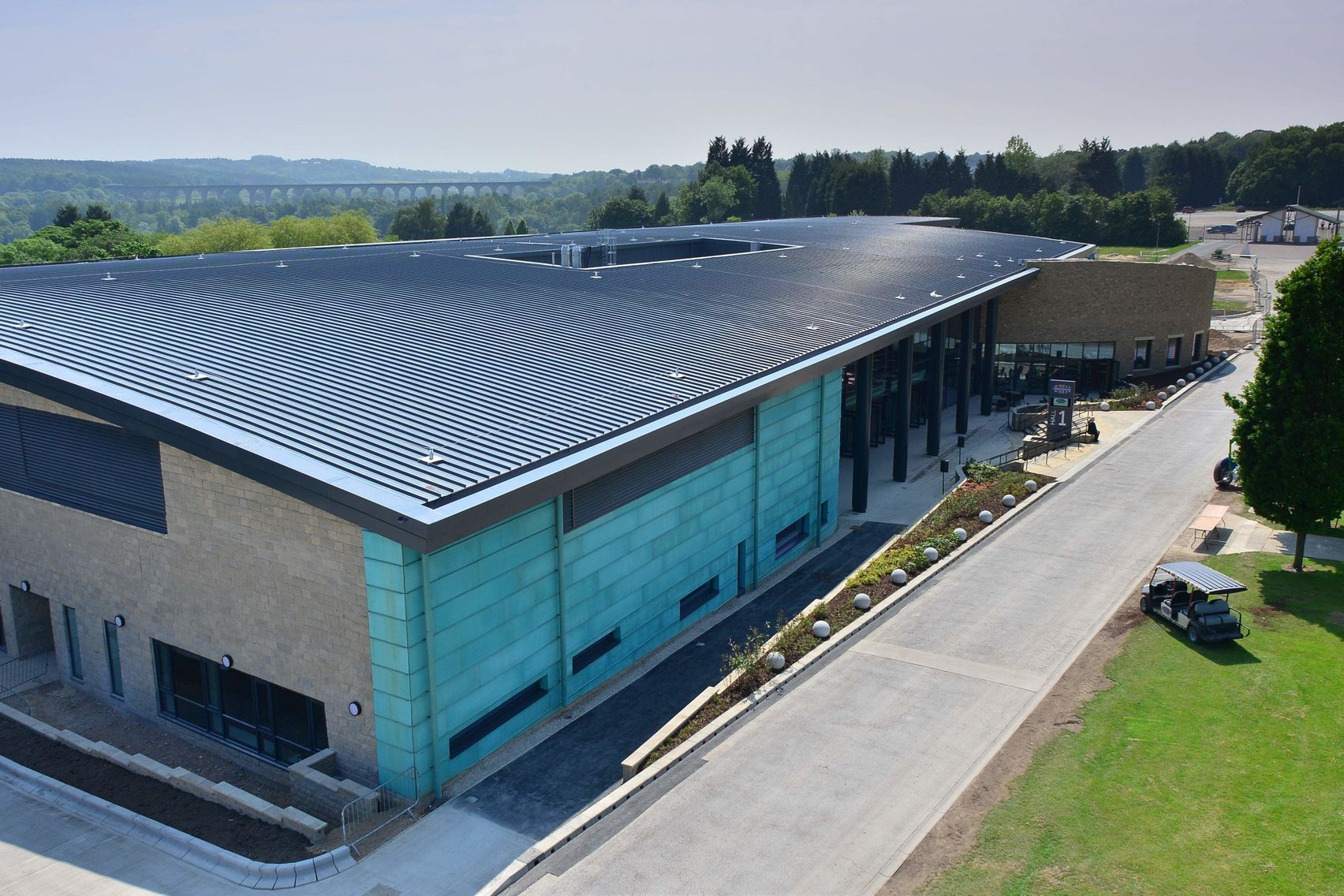 Event space, Yorkshire Event Centre