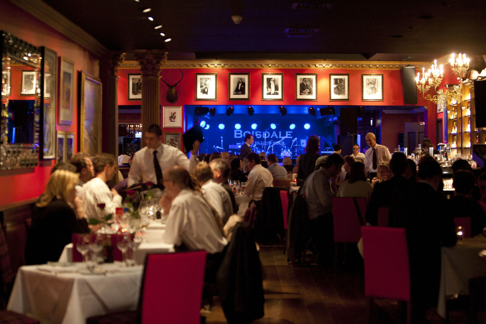 Restaurant & Jazz Club, Boisdale of Canary Wharf