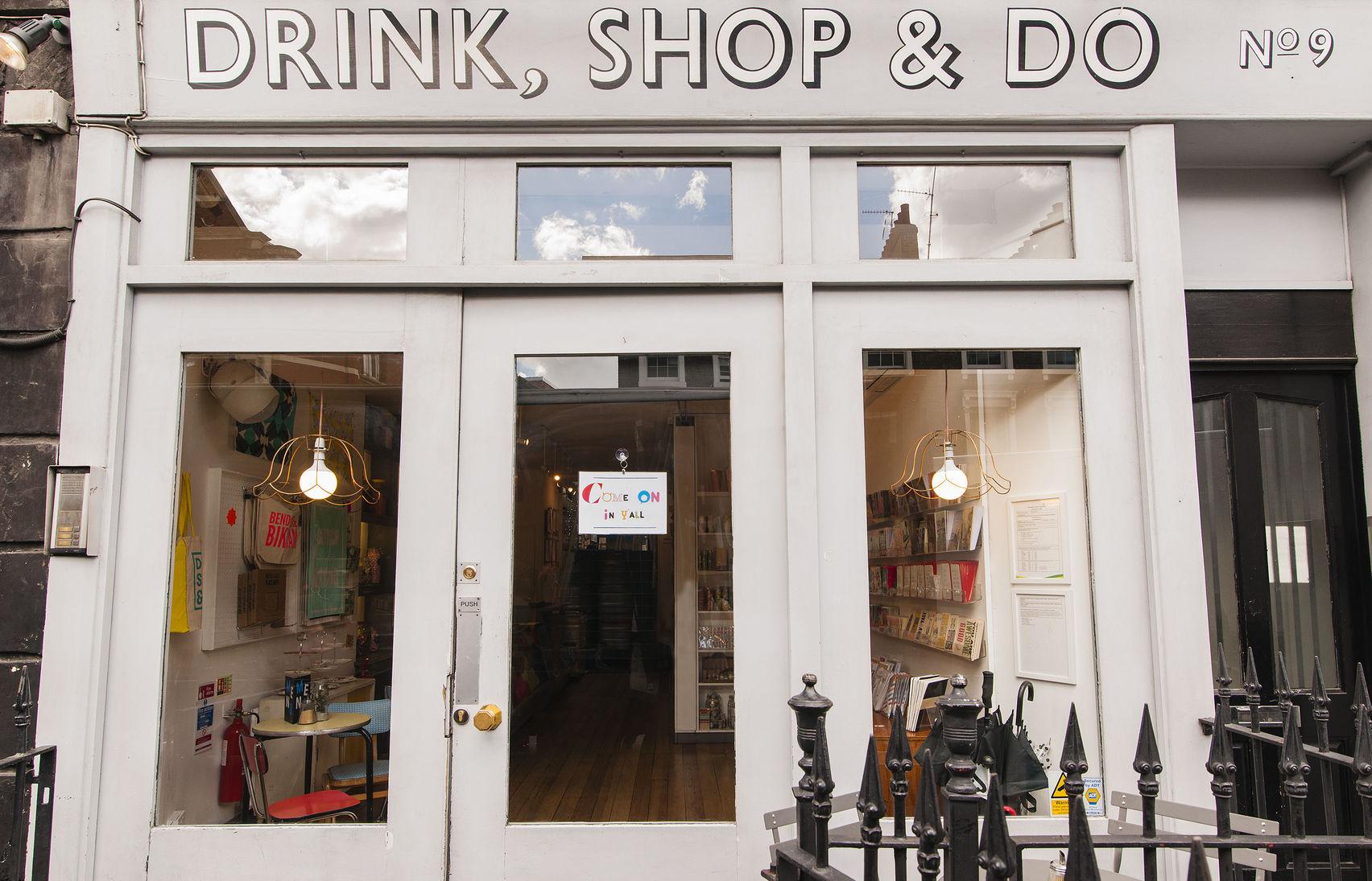 Whole Venue, Drink, Shop & Do