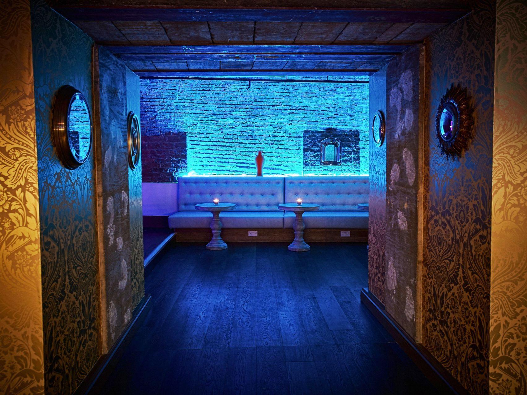 The Treasure Room, 37 Jewry Street