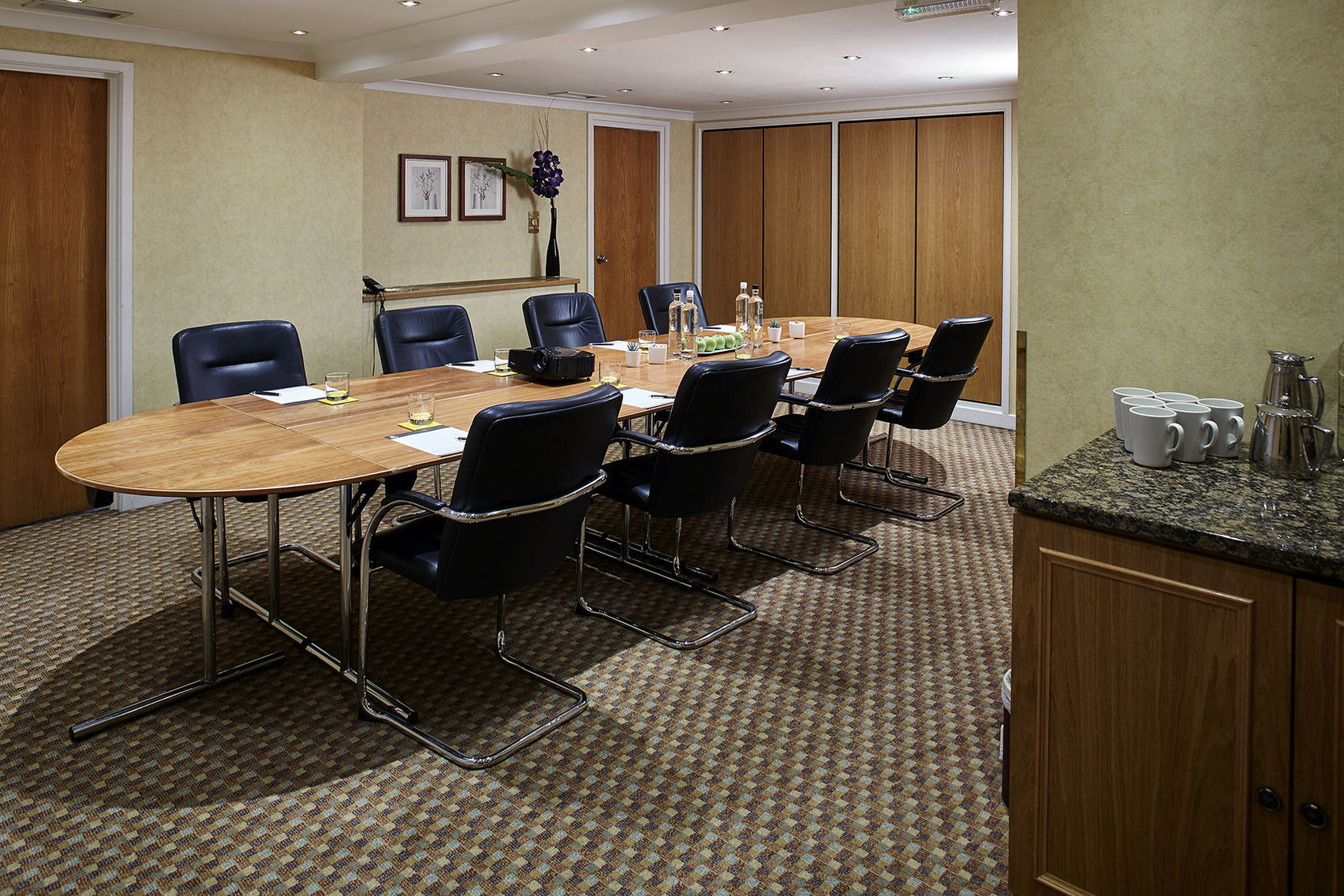 Boardroom, The Rembrandt Hotel