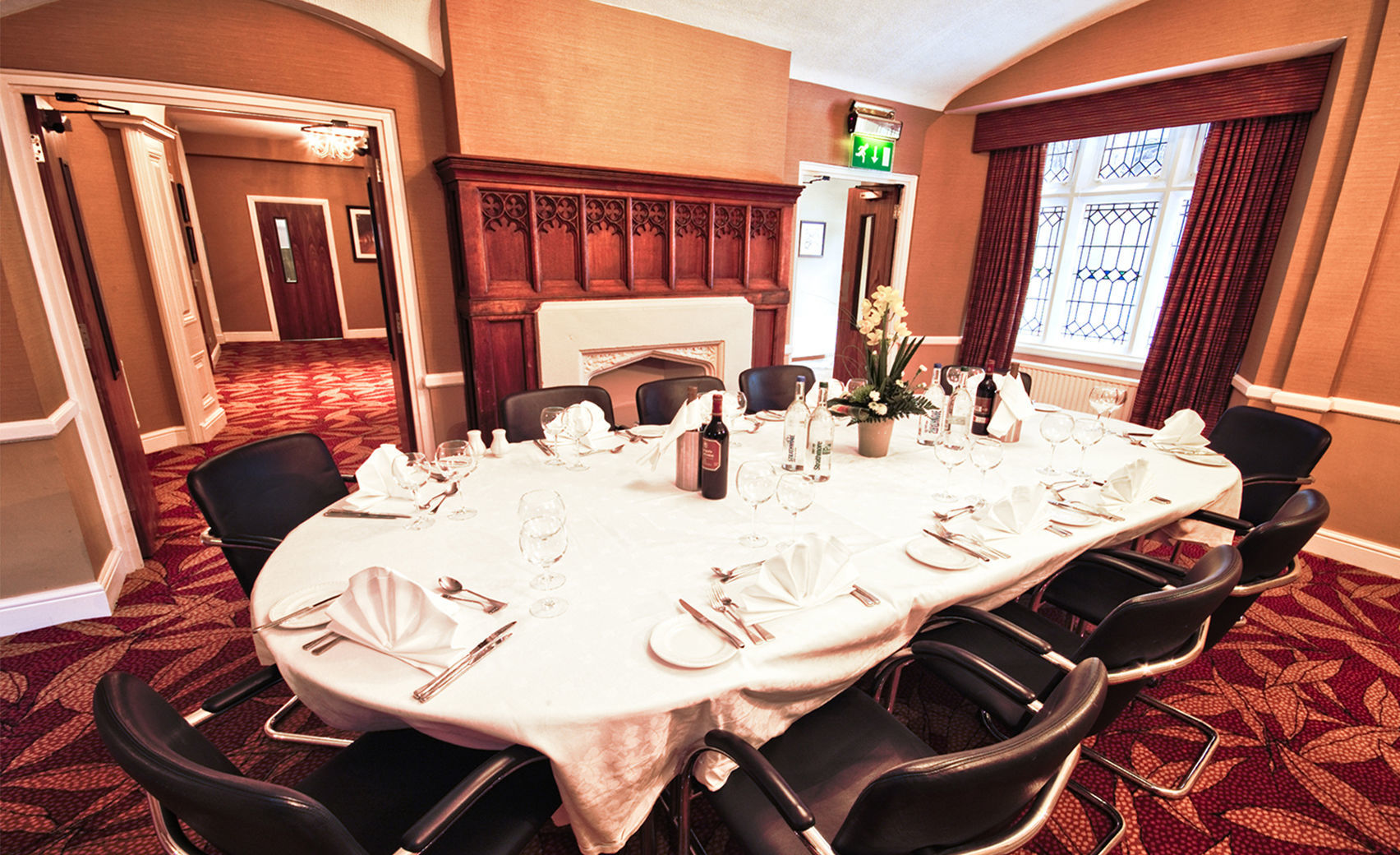Hereford Suite , The Abbey Hotel