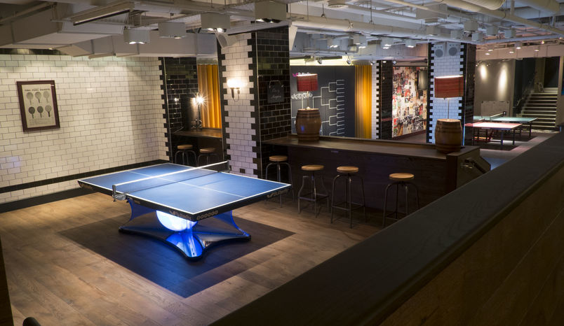 Exclusive Areas , Bounce Farringdon - The Home of Ping Pong