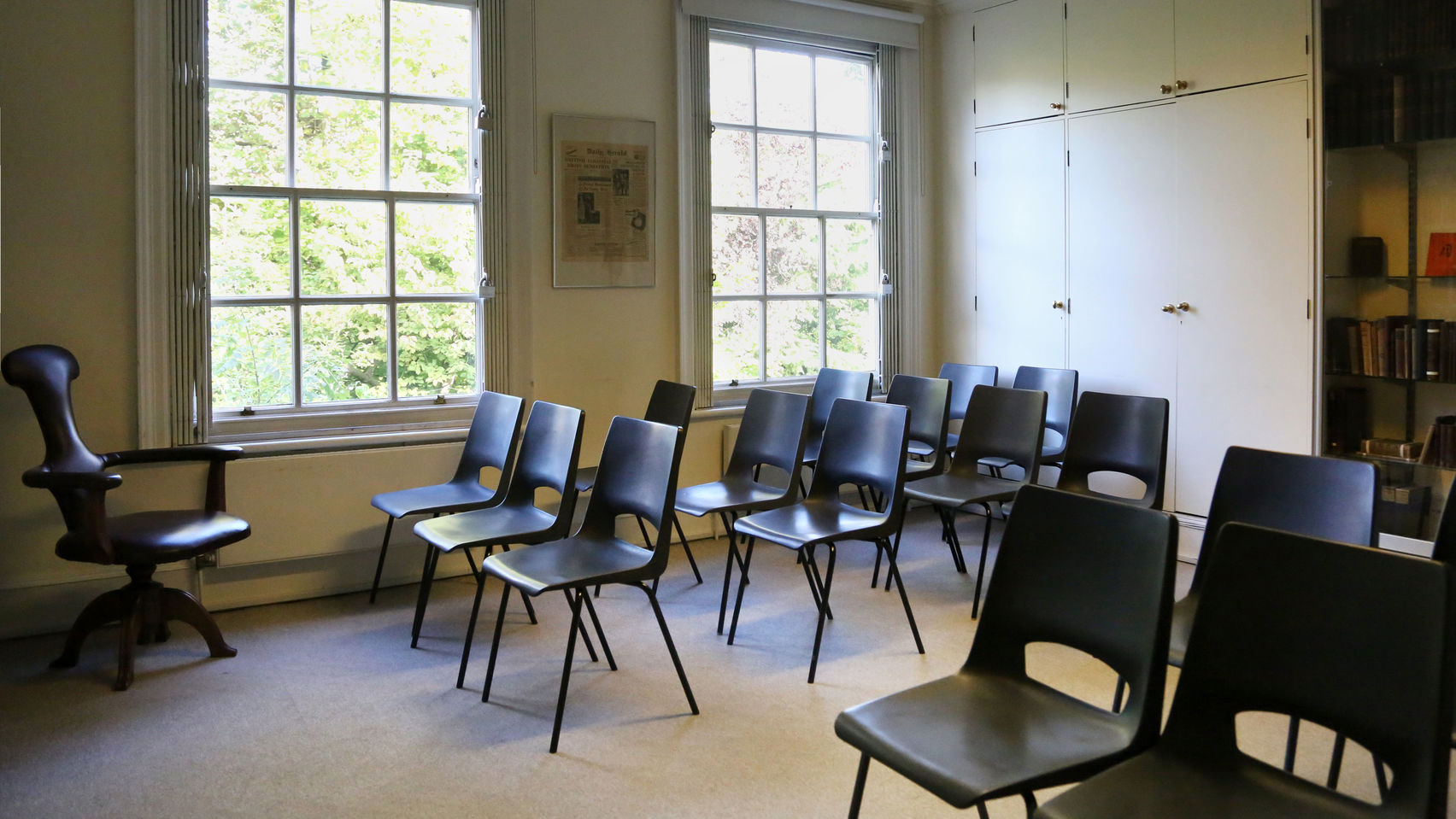 Meeting Room, Freud Museum London