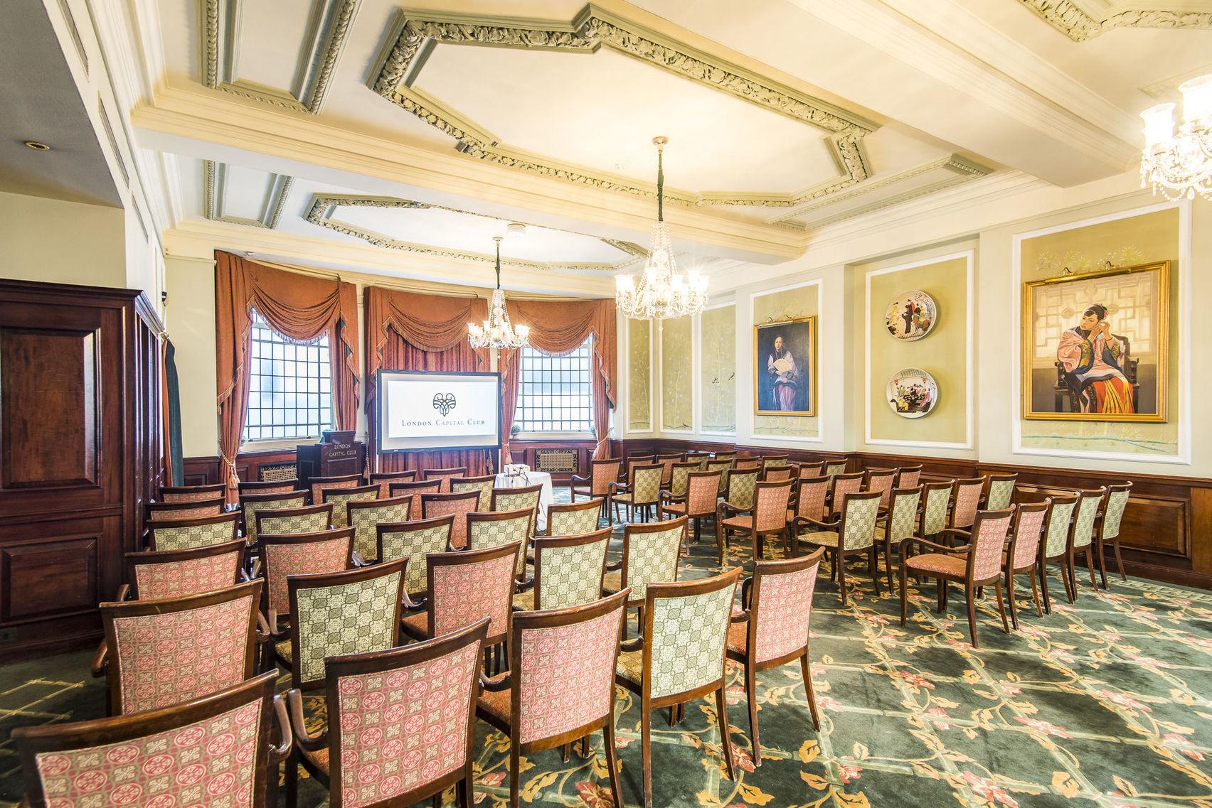 Oriental Room, London Capital Club