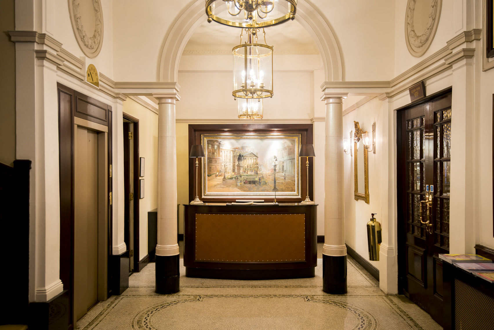 6 Private Rooms, London Capital Club
