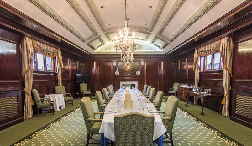 The Boardroom, London Capital Club