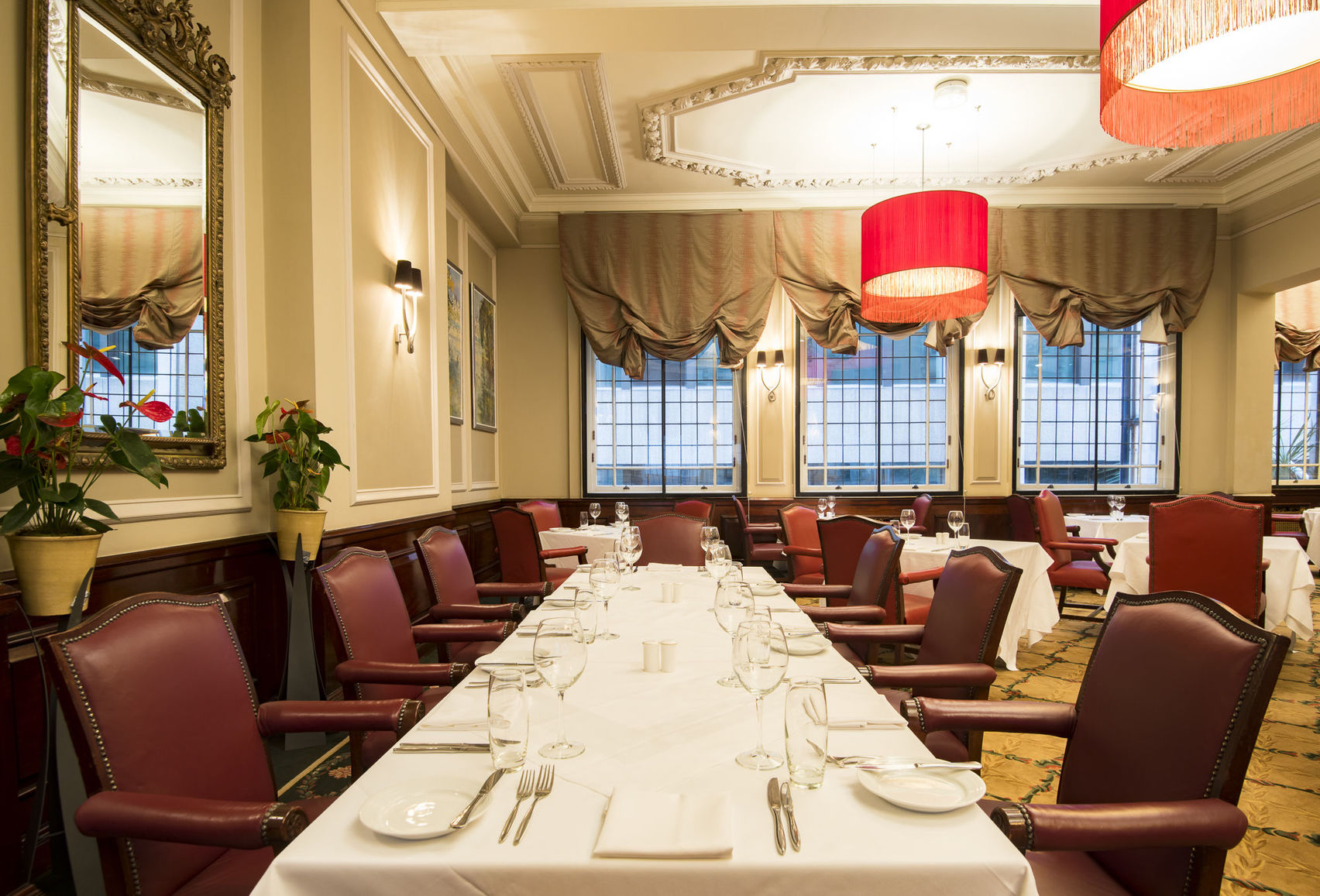 The Walbrook Grill, London Capital Club