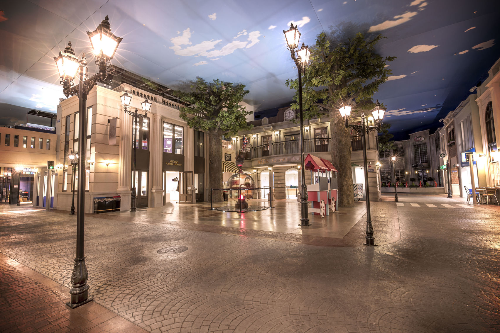 Venue hire, KidZania London