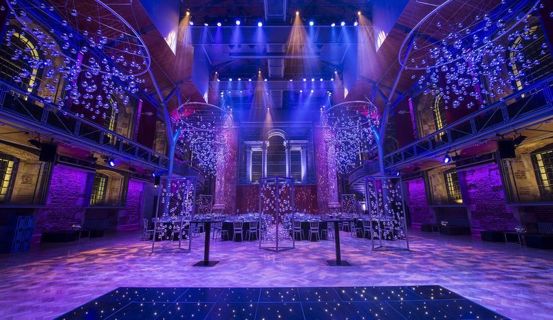 Exclusive Christmas Party, LSO St Luke's