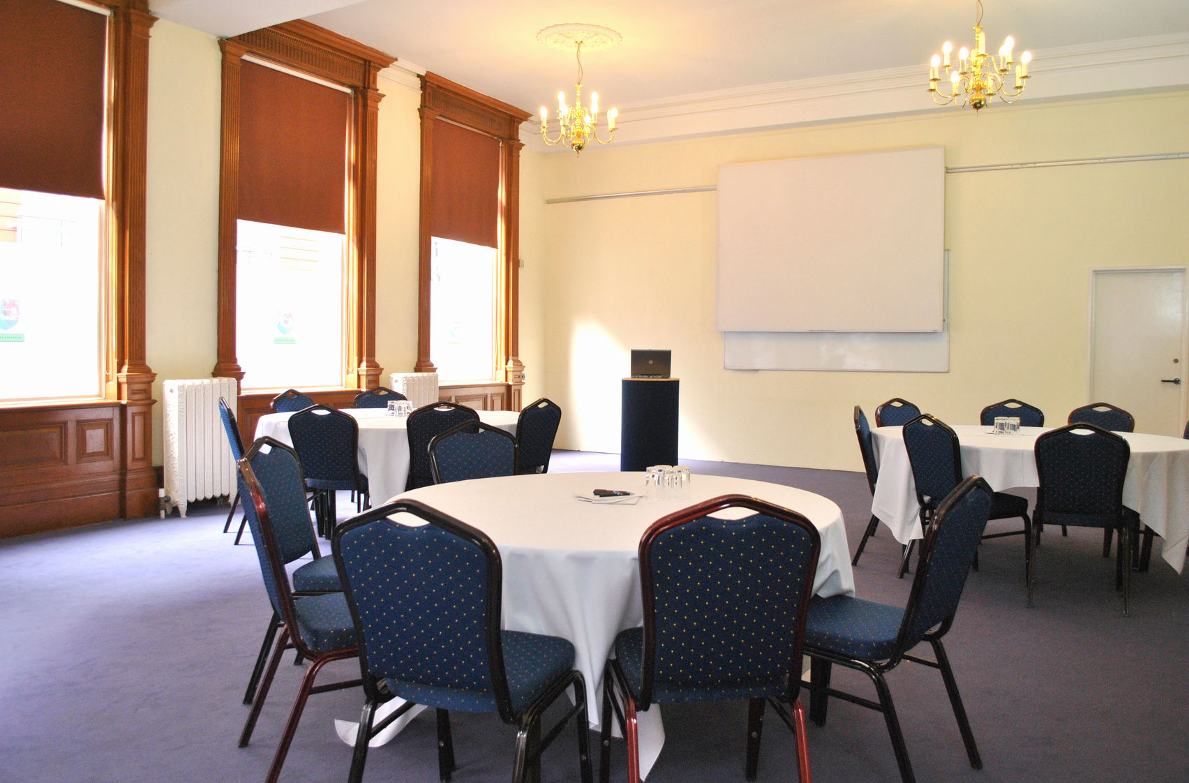Brunel Room, Armada House