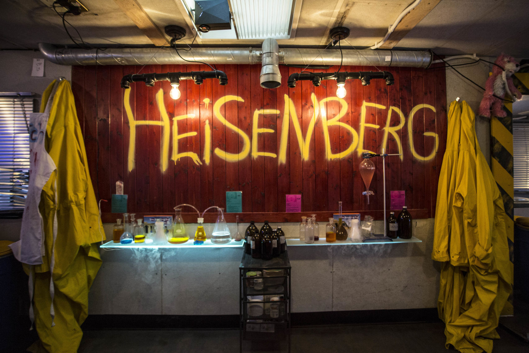 ABQ London, Breaking Bad Inspired Bar