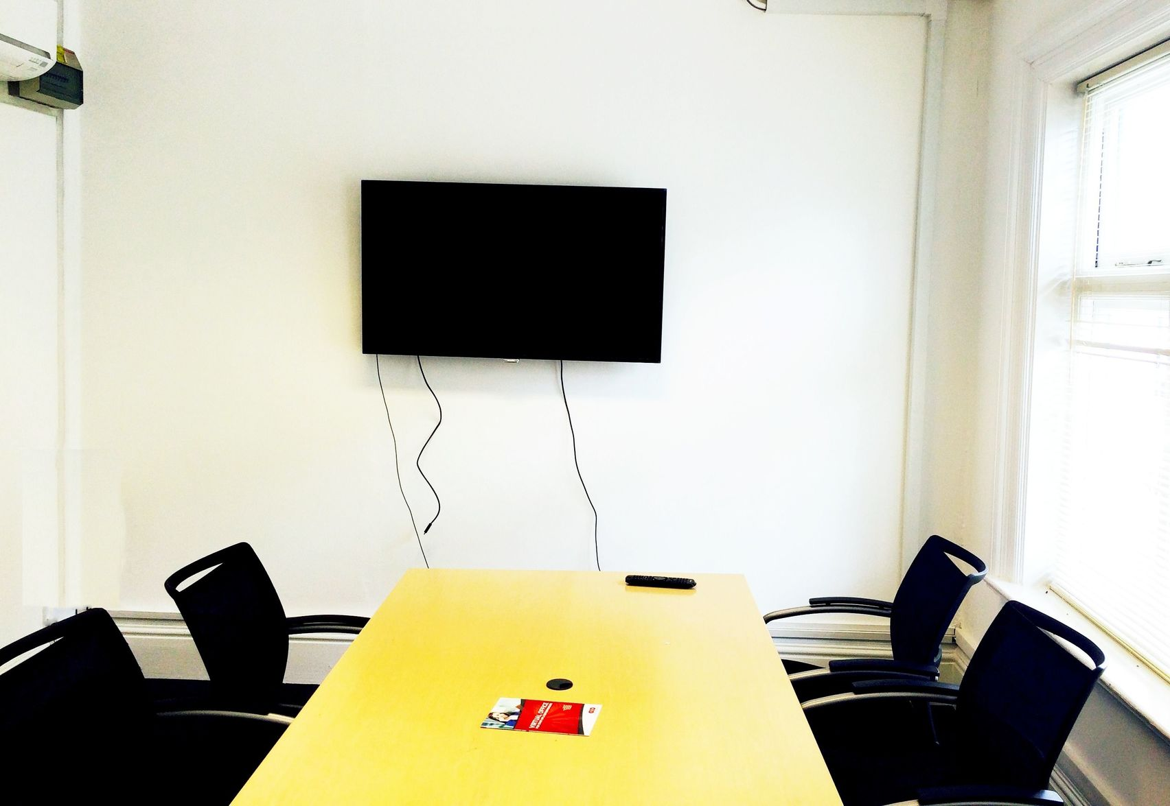 Meeting room, S-B-N Limited