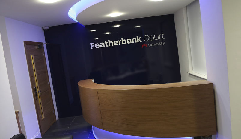 Featherbank Court, Leeds, Featherbank Court, Leeds