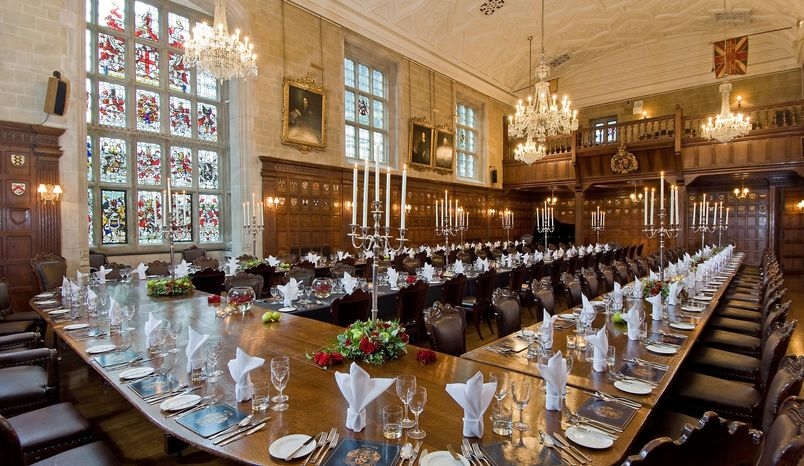 The Drawing Room and the Banqueting Hall, Ironmongers' Hall