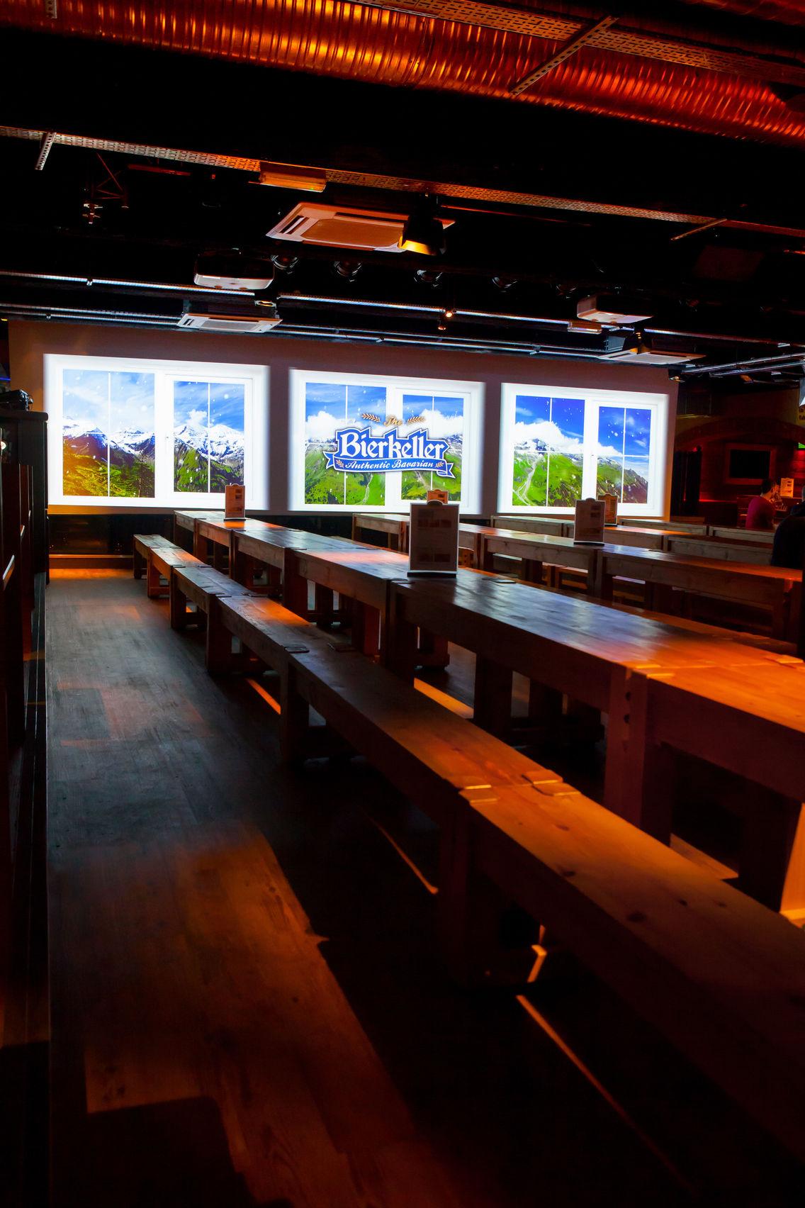 The Bierkeller , The Bierkeller Entertainment Complex - Manchester