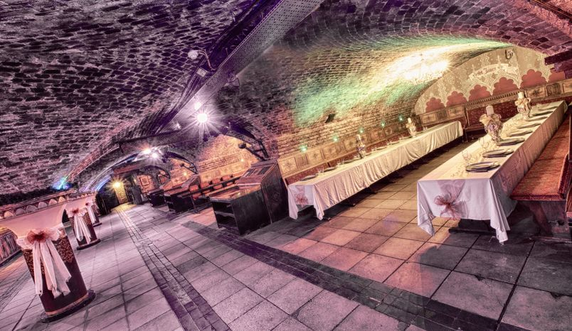 Full Venue Hire, The Ivory Vaults